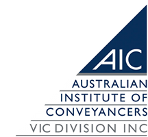 australian institute of conveyancers